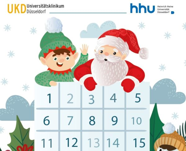Adventskalender 2020 in der Kinderklinik